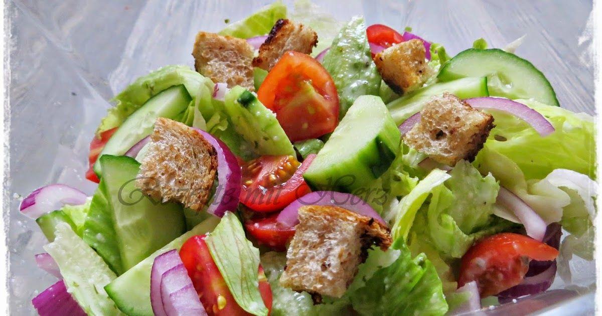 Olive Garden Salat ♡ (mit Bildern) Essen, Thermomix rezepte