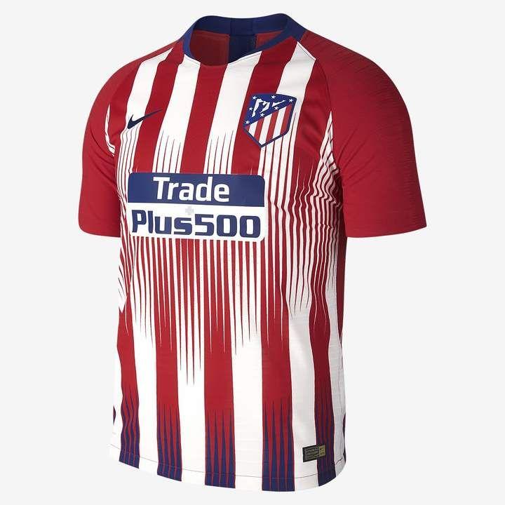 0ba24dc442d Мужское футбольное джерси 2018 19 Atletico de Madrid Vapor Match ...