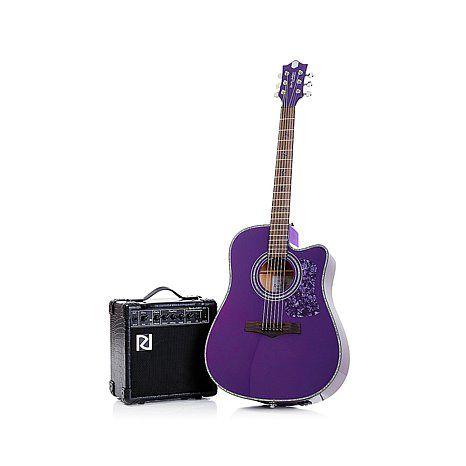 Randy Jackson 20pc Acoustic Electric True Faith Guitar Faith Guitars Guitar Randy Jackson