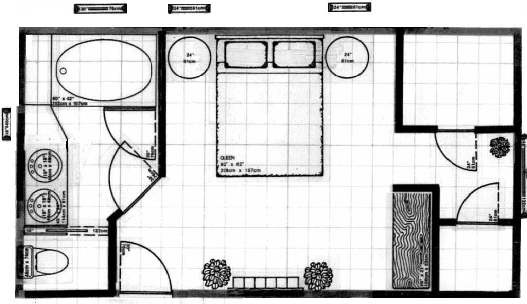 Master bedroom floor plans your opinion on these for Master bedroom layout
