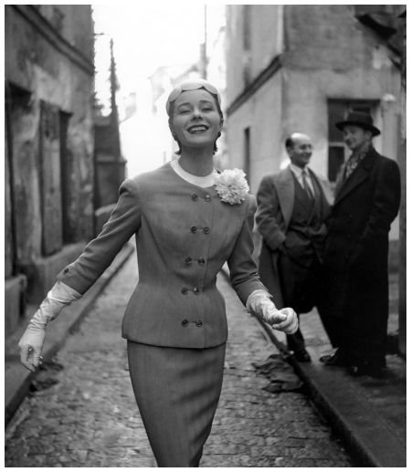 Bettina Graziani#Madeleine de Rauch#1953#Georges Dambier