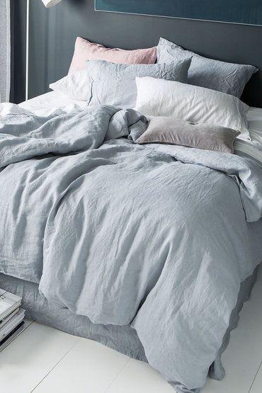 17 Best Images About Luxe Linen On Pinterest Duvet
