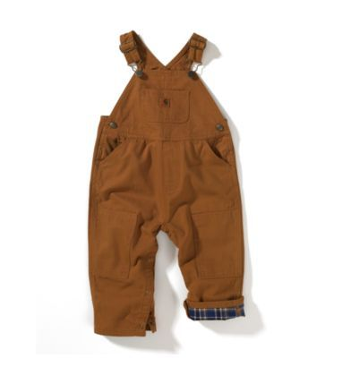 Carhartt Product Infant Boy S Washed Duck Bib Overall