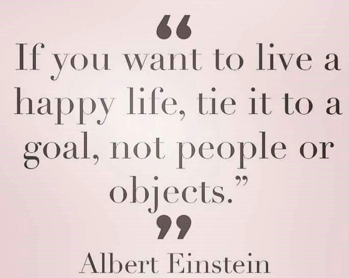 How The Live A Happy Life Happy Life Life Einstein