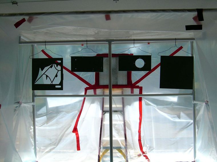 Create A Paint Booth In Your Garage Paint Booth Garage Paint Spray Paint Booth
