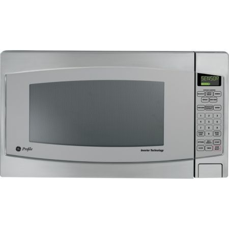 GE 2.2 Cu. Ft. 1,200-Watt Stainless Steel Profile™ Countertop Microwave Oven (Model: JES2251SJ)