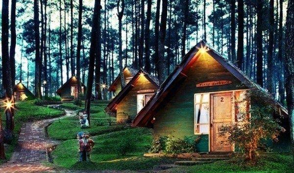 9 Tempat Wisata Di Lembang Bandung Yang Baru Murah Dan
