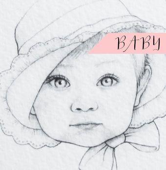 "Sketch Set ""BABY"""