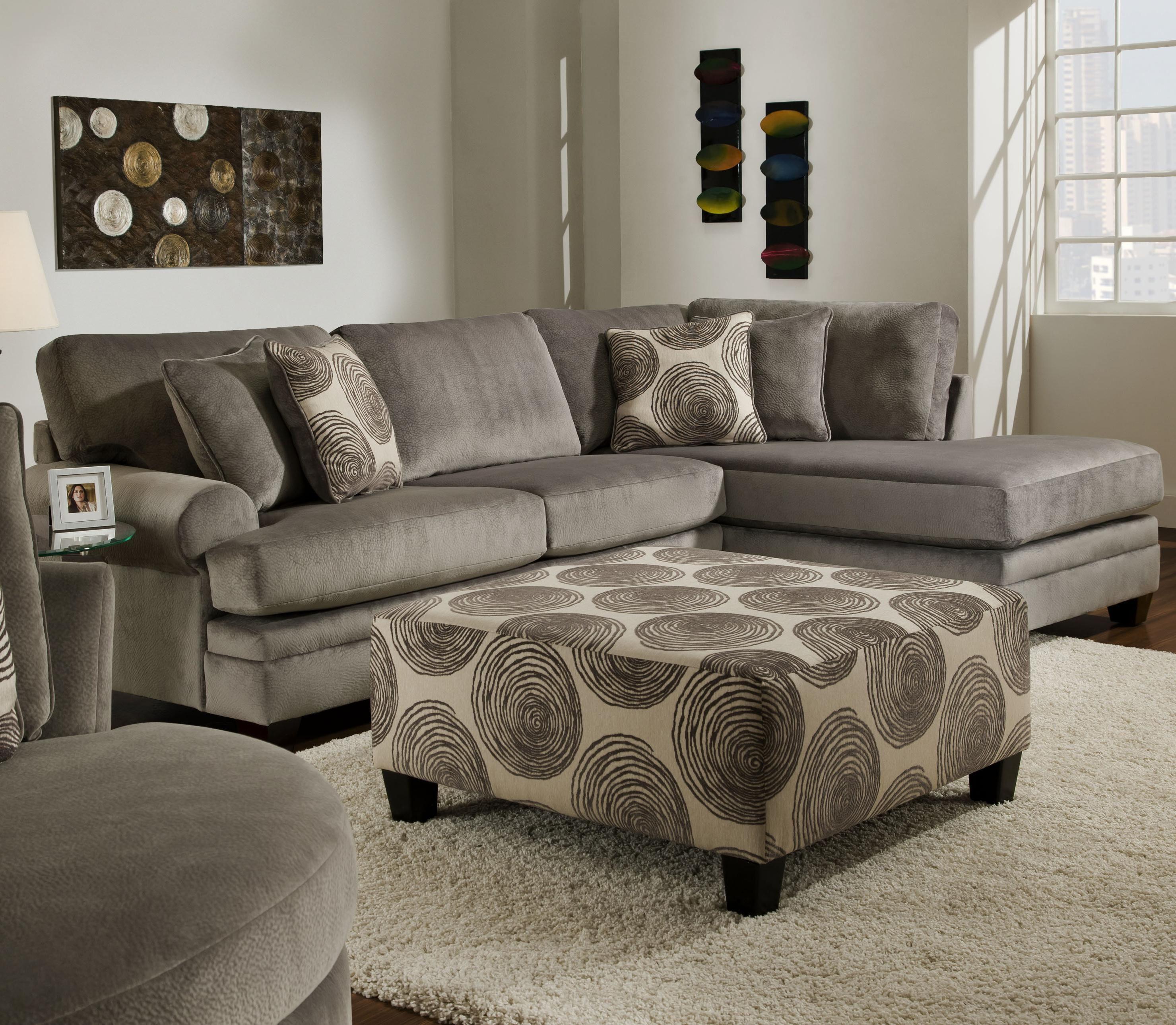 8642 Sectional By Albany $899.00 @ Oshkosh Furniture U0026 Appliance Mart