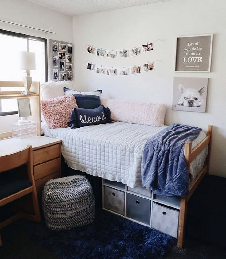 37 fantastic college dorm room decor ideas and remodel 20 #collegedormroomideas