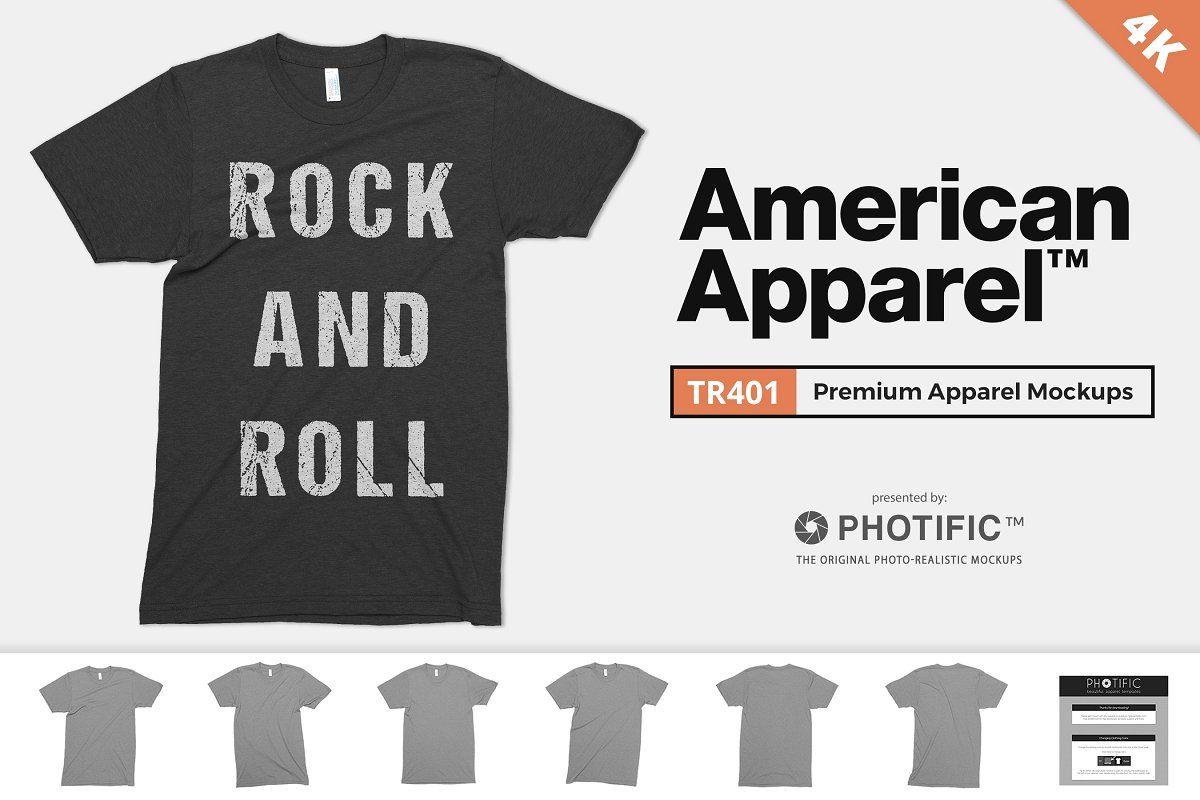 American Apparel Tr401 Mockups Clothing Mockup American Apparel Mockup