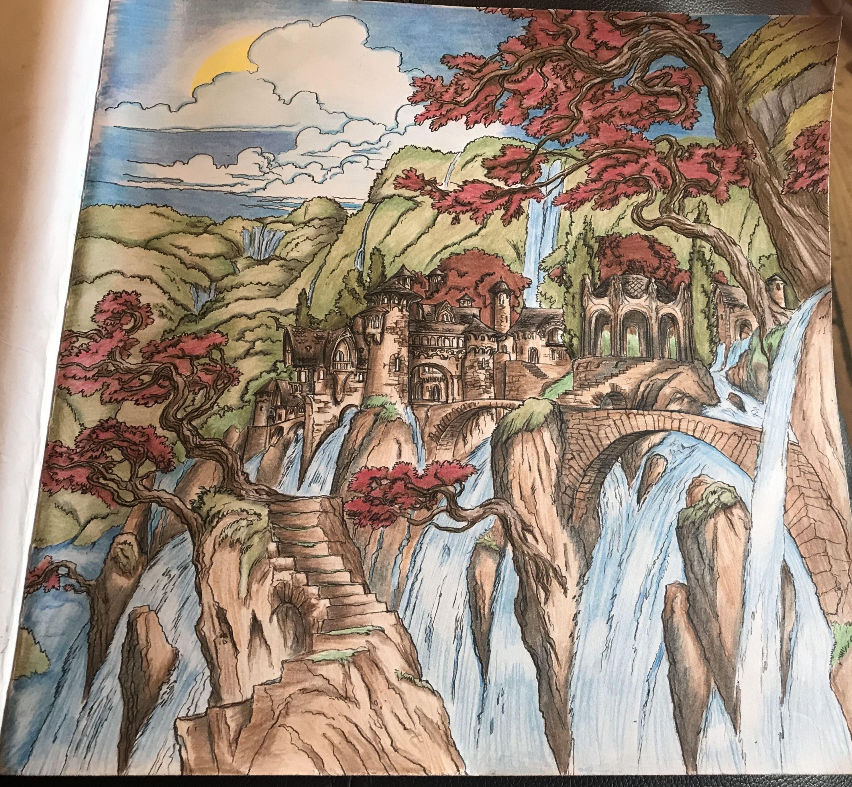 Autumncourt Lucien Feyre Waterfalls Sarahjmass