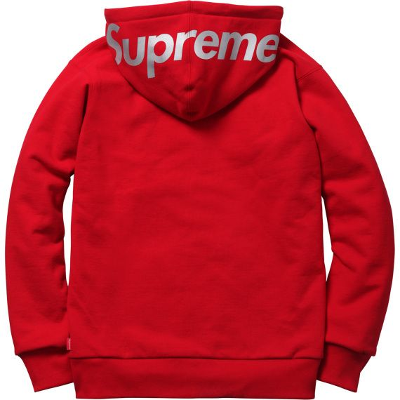 Supreme 3M Reflective Logo Thermal Zip-Up Hoodies  8598b9daa64