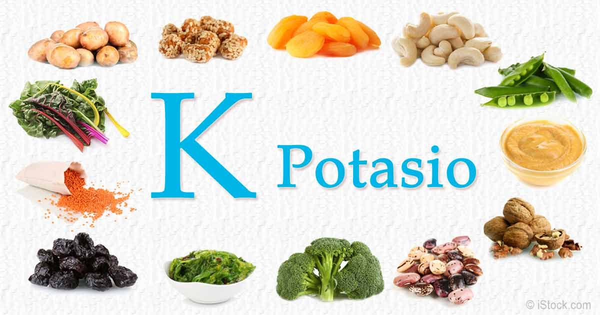 La otra sal 5 alimentos altos en potasio minerals salud and sons - Alimentos en potasio ...