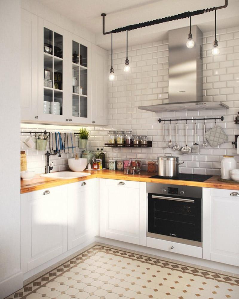 Кухни икеа в интерьере кухни - 100 фото   Кухня   Pinterest   Küche