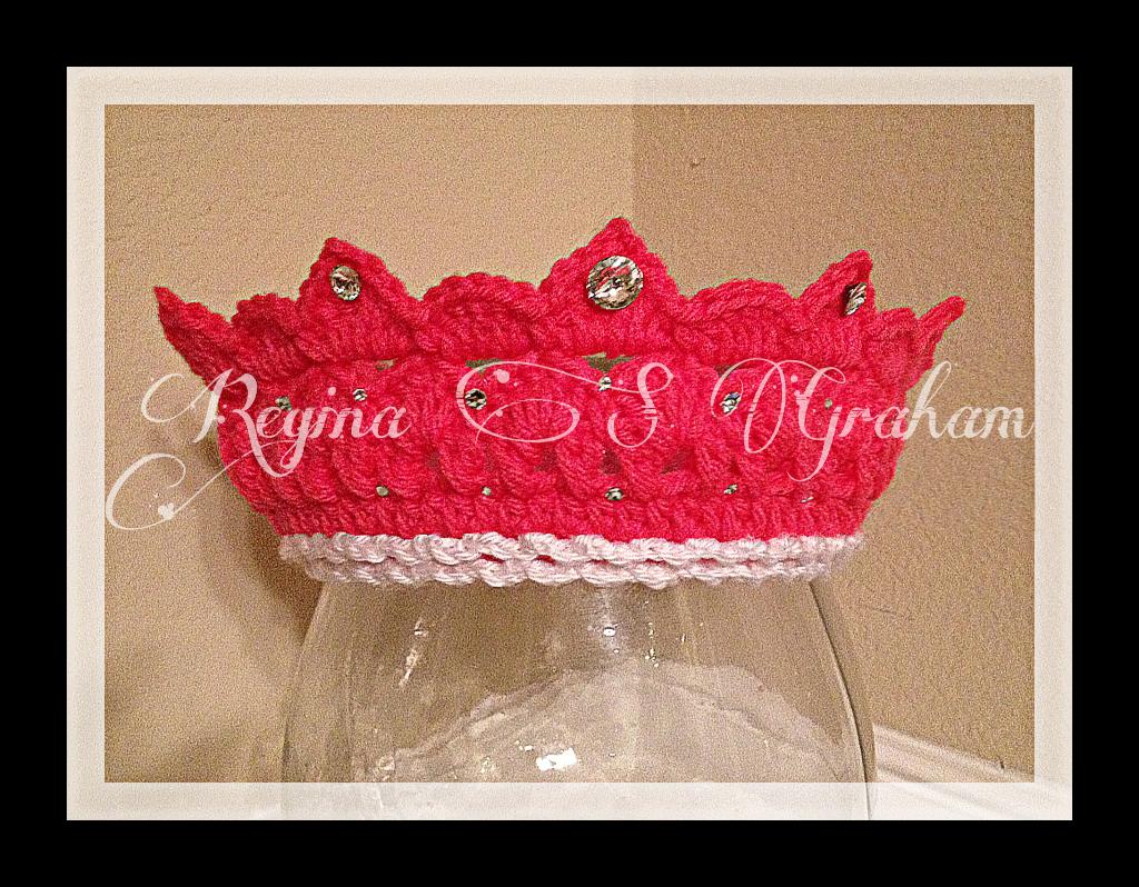 Free Crochet Crown Pattern | Crochet Items | Pinterest | Crochet ...