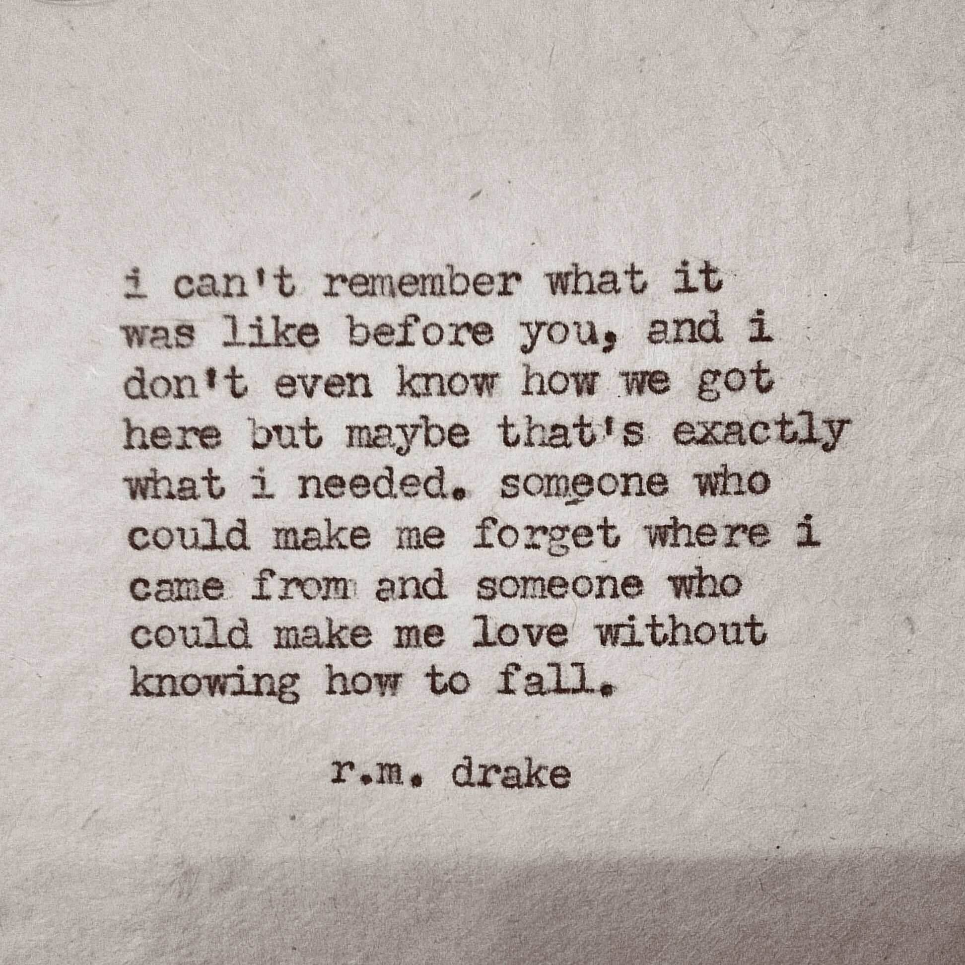 Fall Quotes About Love R.mdrake  Google Search  Poetry  Pinterest  Google Search