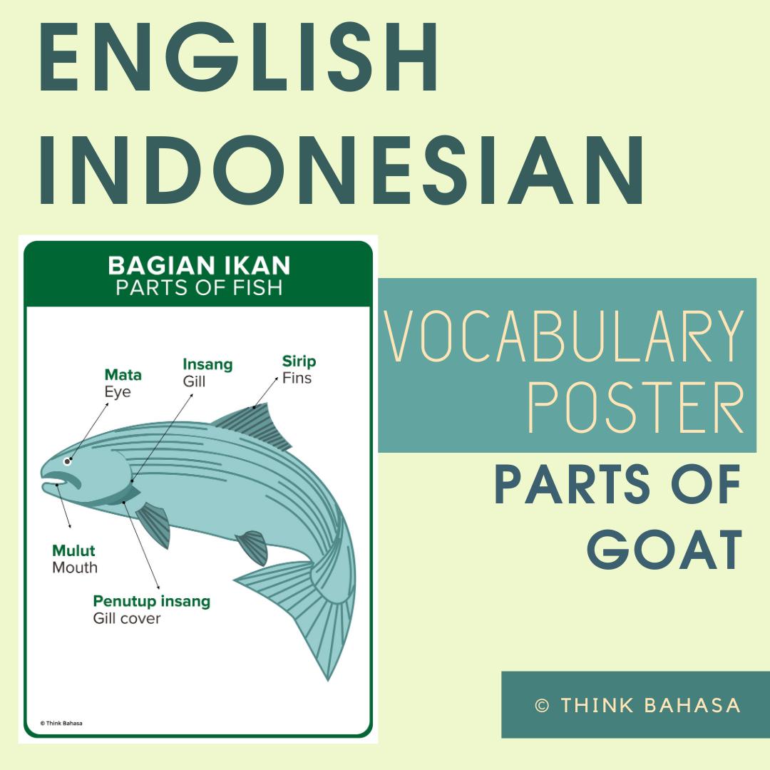Pin On Indonesian Language Poster