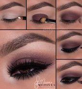 Photo of #Ojos #marrón #simple # para # instrucciones paso a paso 10 pasos fáciles …