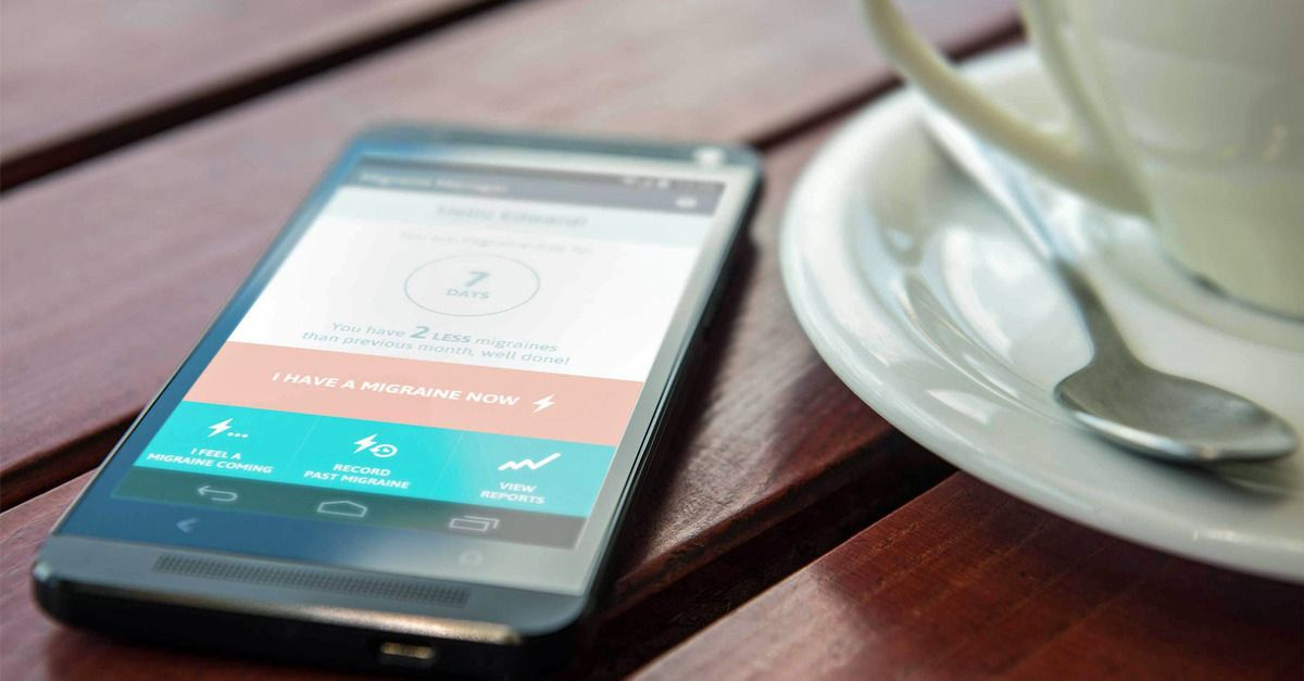 Migraine Tracking App Is Like Having a Doctor on Call