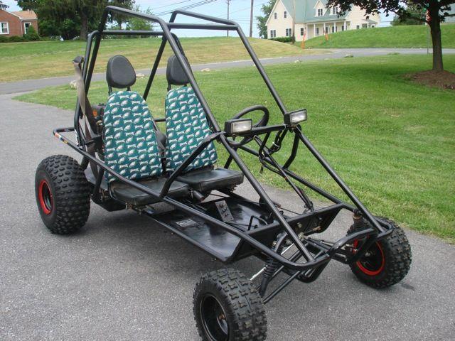 Pin by P on Kart Buggy | Go kart off road, Homemade go kart