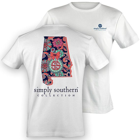 FREE SHIPPING! **~~ SIMPLY SOUTHERN COLLECTION ALABAMA State