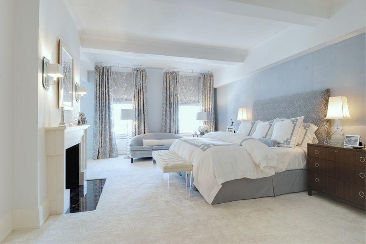 Greek Key Bedding Traditional Bedroom Eric Cohler Design Beautiful Bedrooms Home Bedroom Serene Bedroom