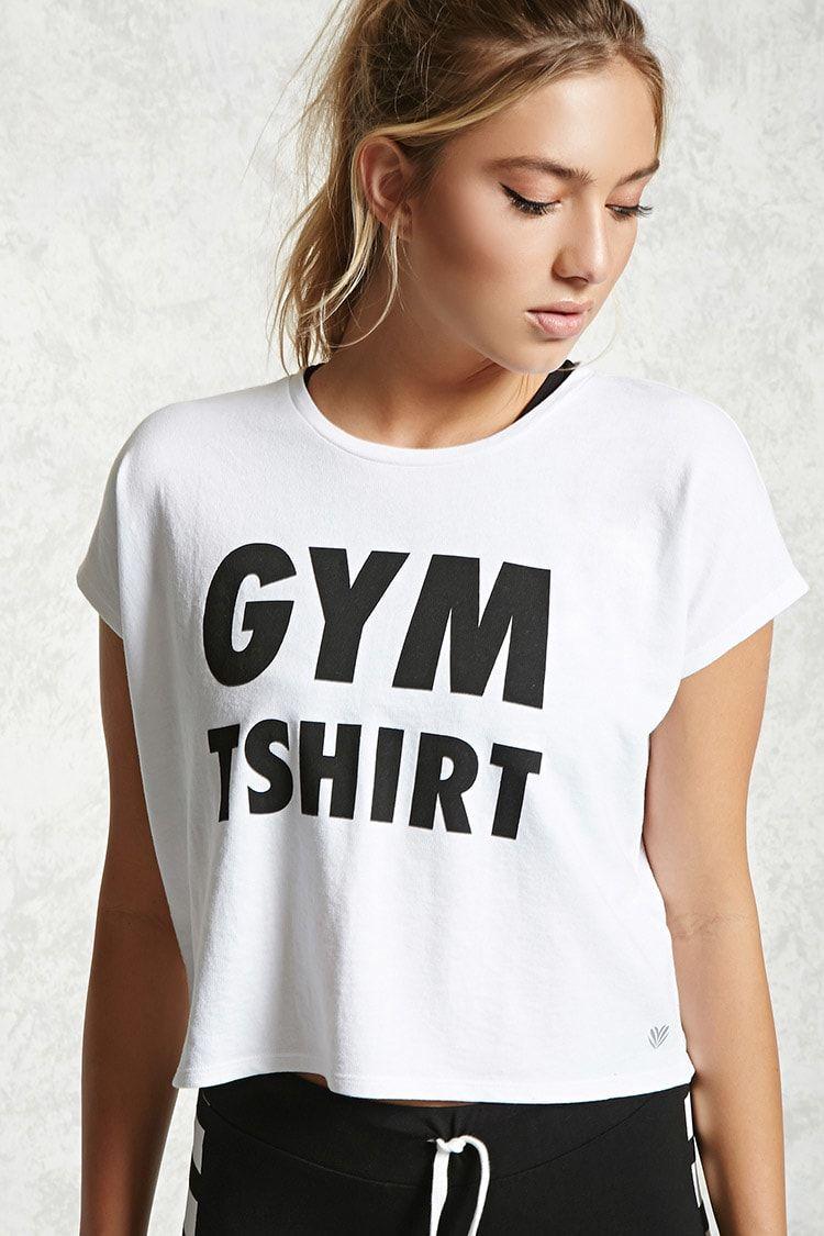77b5b7628f9b9 Product Name Active Gym T-Shirt Graphic Top