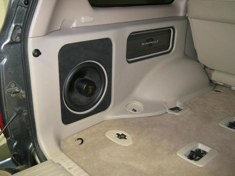 100 Series Landcruiser Rear Storage Google Search Custom Car Audio 100 Series Landcruiser Land Cruiser