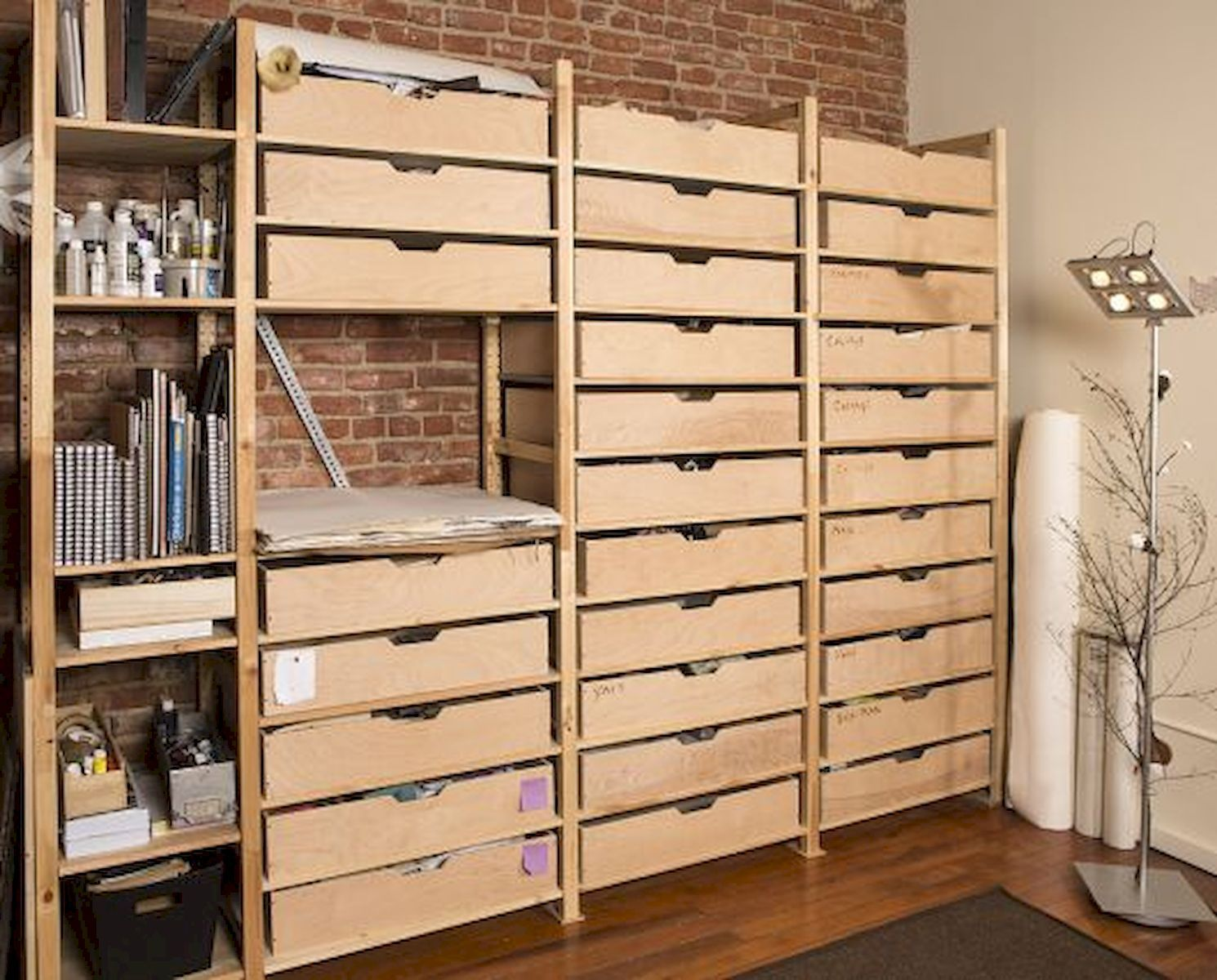 Storage Solutions For Craft Rooms: 70 Favorite Craft Room Storage Solution