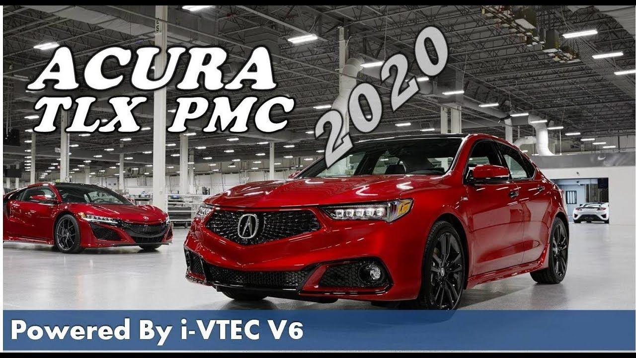 2020 Acura Tlx Pmc Edition Interior Spe 2020 Acura Tlx Pmc