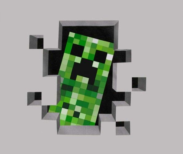 Minecraft Logo Wallpaper Posters De Minecraft Fondos