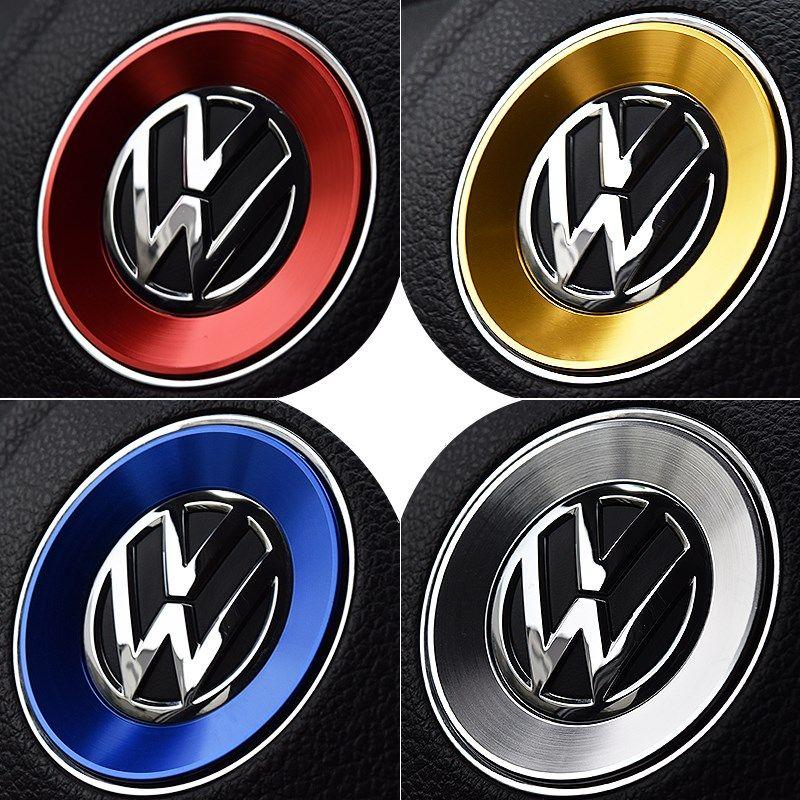 Car Interior Steering Wheel Accessories For Volkswagen Vw Golf 6 7 Mk6 Mk7 Jetta Mk5 Mk6 Polo Cc Passat B6 B7 Ti Volkswagen Polo Volkswagen Volkswagen Polo Gti