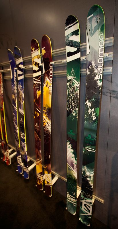 Ski Storage A Must In Any Ski Chalet! How Can We Do This Creatively?