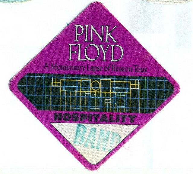 Pink Floyd, A Momentary Lapse of Reason Tour, Band