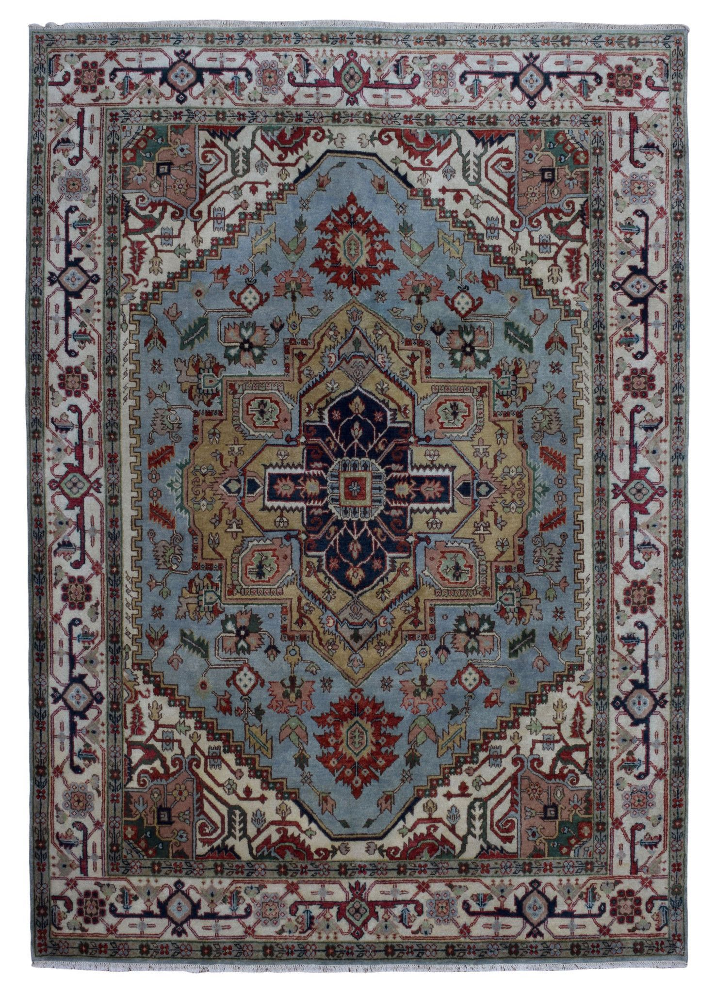 Serapi Heriz Large Rug 8 9x11 10 Rugs Rugs On Carpet Large Rugs
