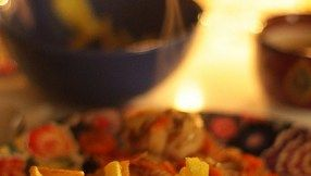 Pollo al Coñac  (...con @ imatag)