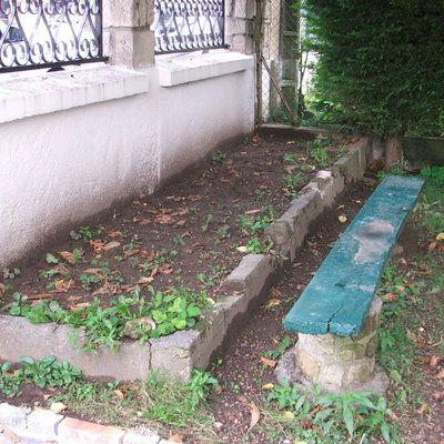 restaurer un bac de jardini re en b ton ab m jardins et terrasses pinterest beton. Black Bedroom Furniture Sets. Home Design Ideas