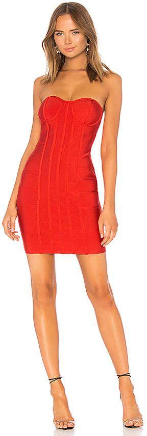 f2bc4e7dcfb6 by the way. Alina Strapless Bandage Dress | Dresses | Pinterest ...