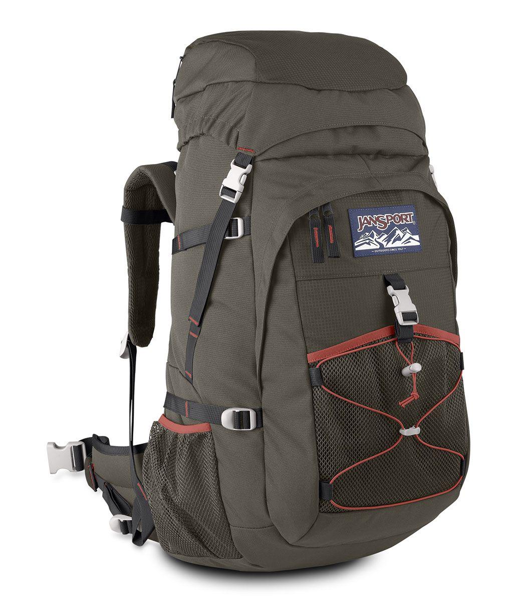 Extra Large Camping Backpack | JanSport Big Bear 63 backpack ...
