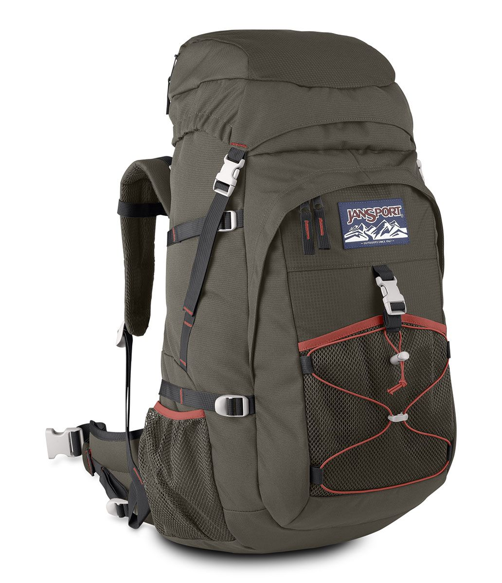 Extra Large Camping Backpack JanSport Big Bear 63