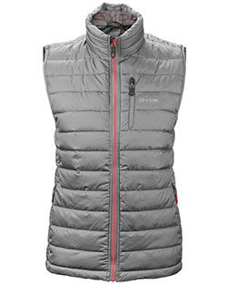 Battery Heated Clothing Heated Coats Clothes Cozywinters >> Gerbing Gyde Battery Heated Women S Calor Vest Grey Gifts