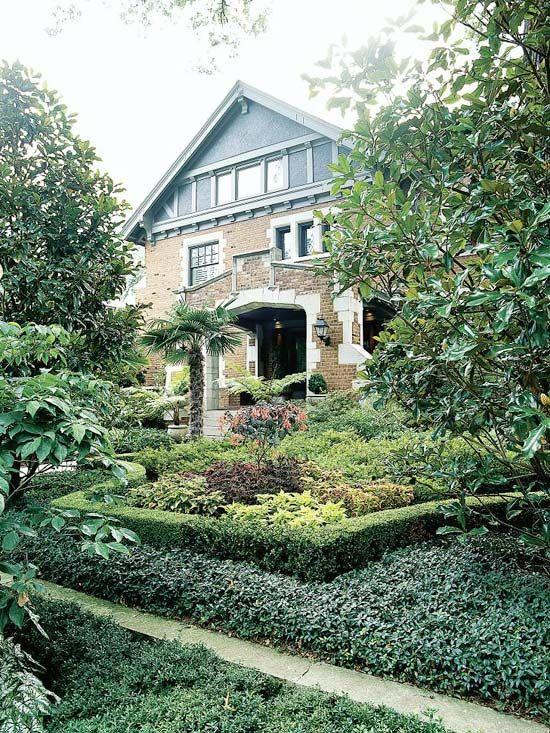 front yard landscape secrets | gärten, vorgarten anlegen und hüllen, Garten dekoo