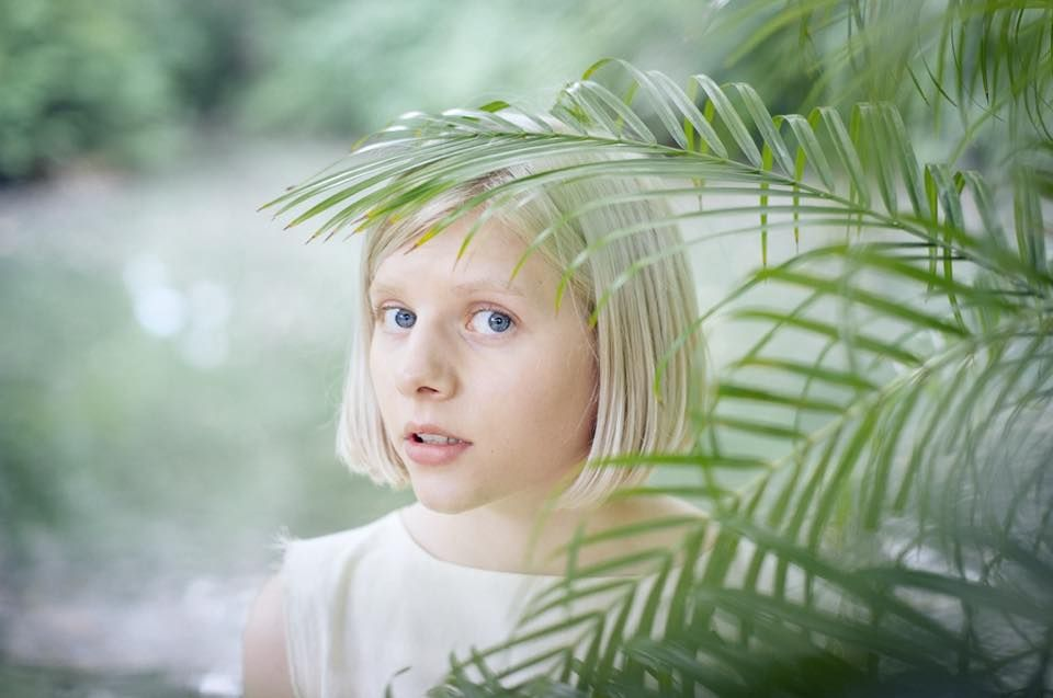 Aurora Aksnes, photo by Linn Heidi Stokkedal - DN.no