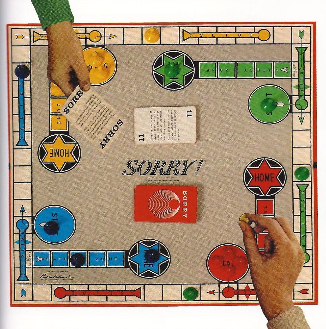 Sorry: Growing Up In The 70's And 80's
