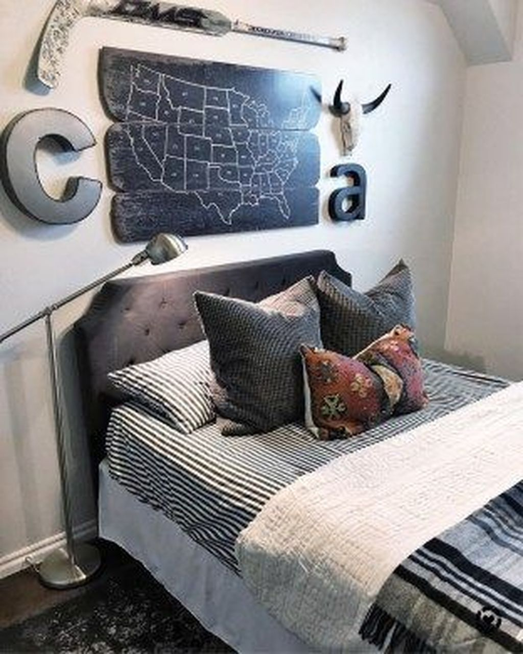 42 Cool Teenage Boy Room Decor Bedroom Ideas Teen Boys Room