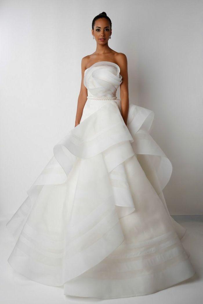 einmalige üppige designer brautkleider | Brautkleider | Pinterest ...