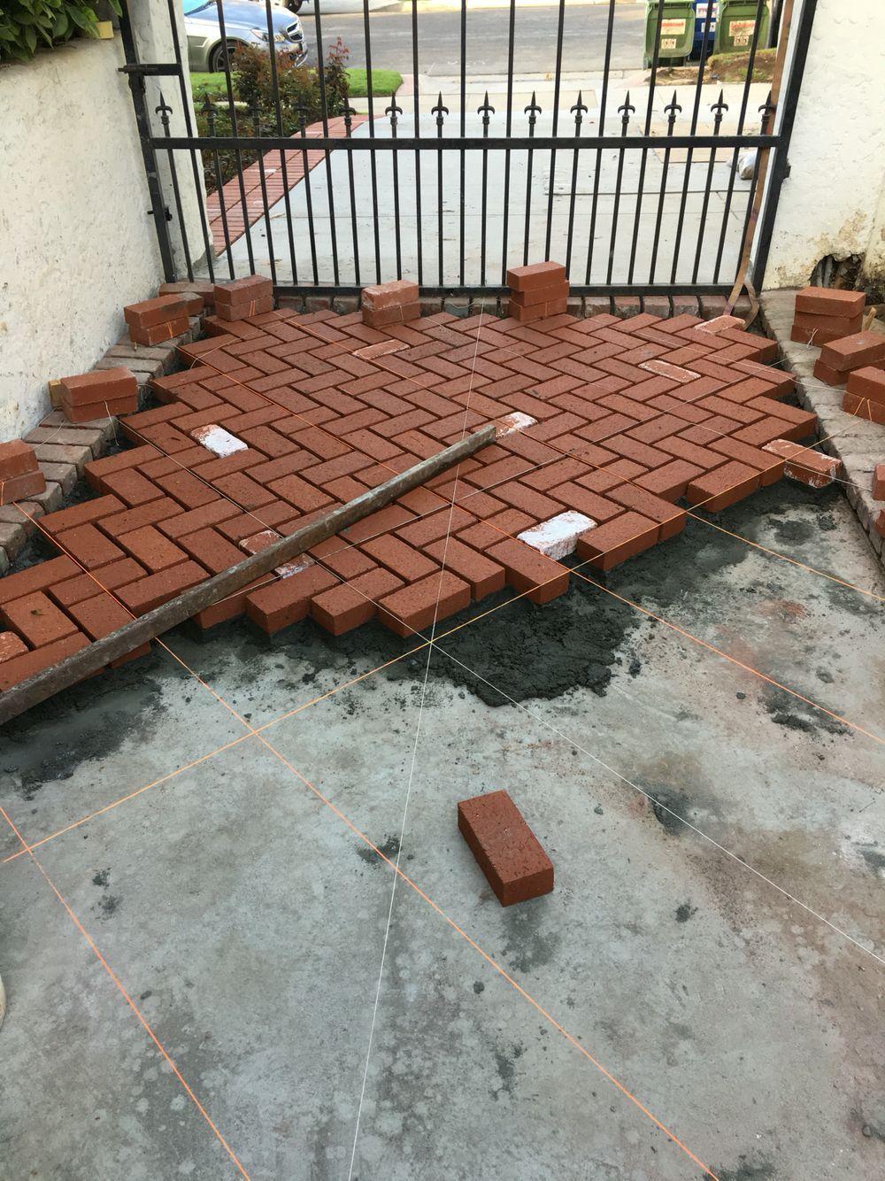 42 Amazing Diy Garden Path And Walkways Ideas Brick Garden