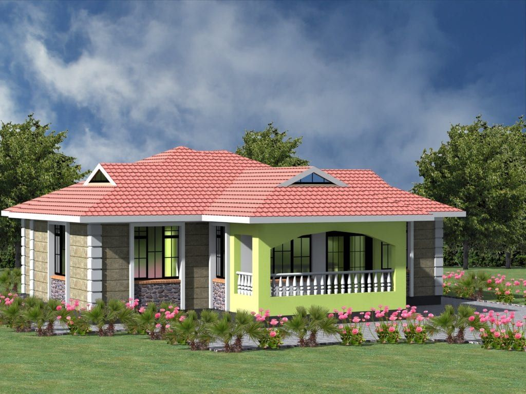 Best House Plans In Kenya In 2021 Bedroom House Plans 1 Bedroom House Plans Unique House Plans