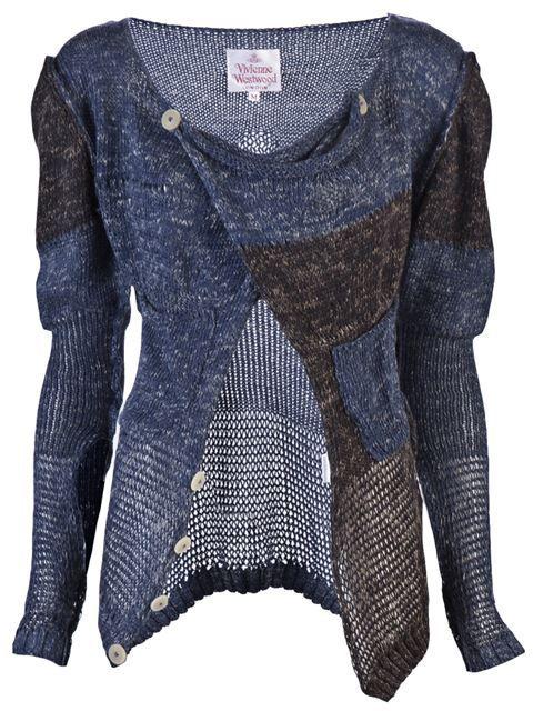 2f3c30560e3f4 Vivienne Westwood Stone Cardigan - - Farfetch.com